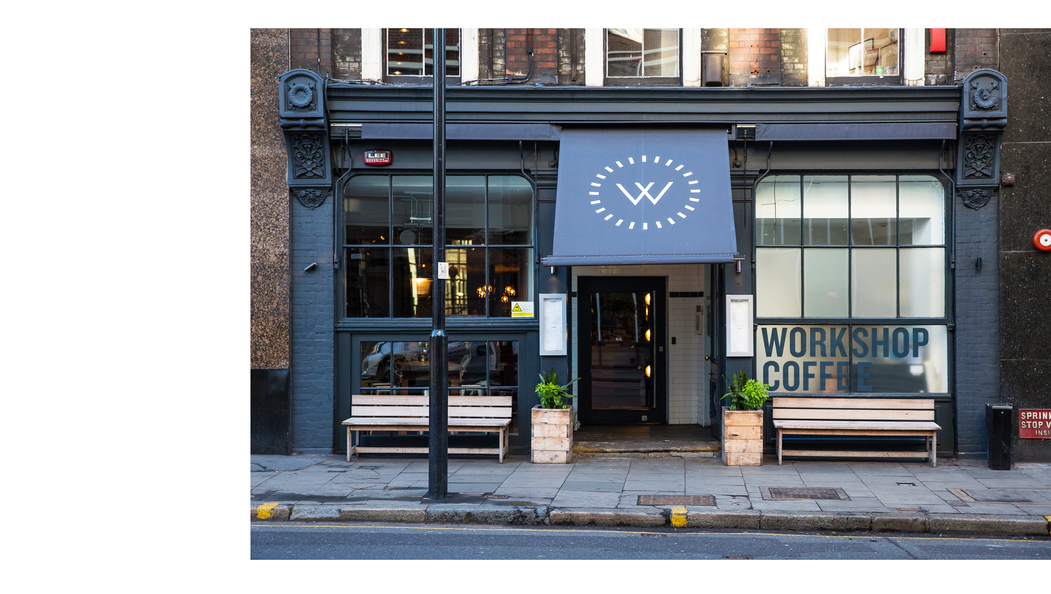 Workshop Coffee London