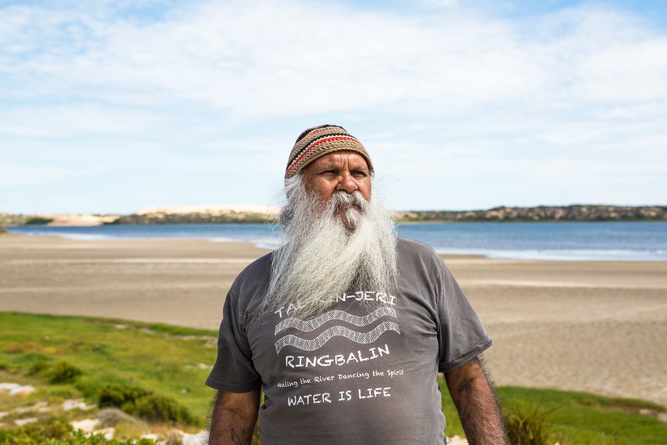 Uncle Moogie, Coorong