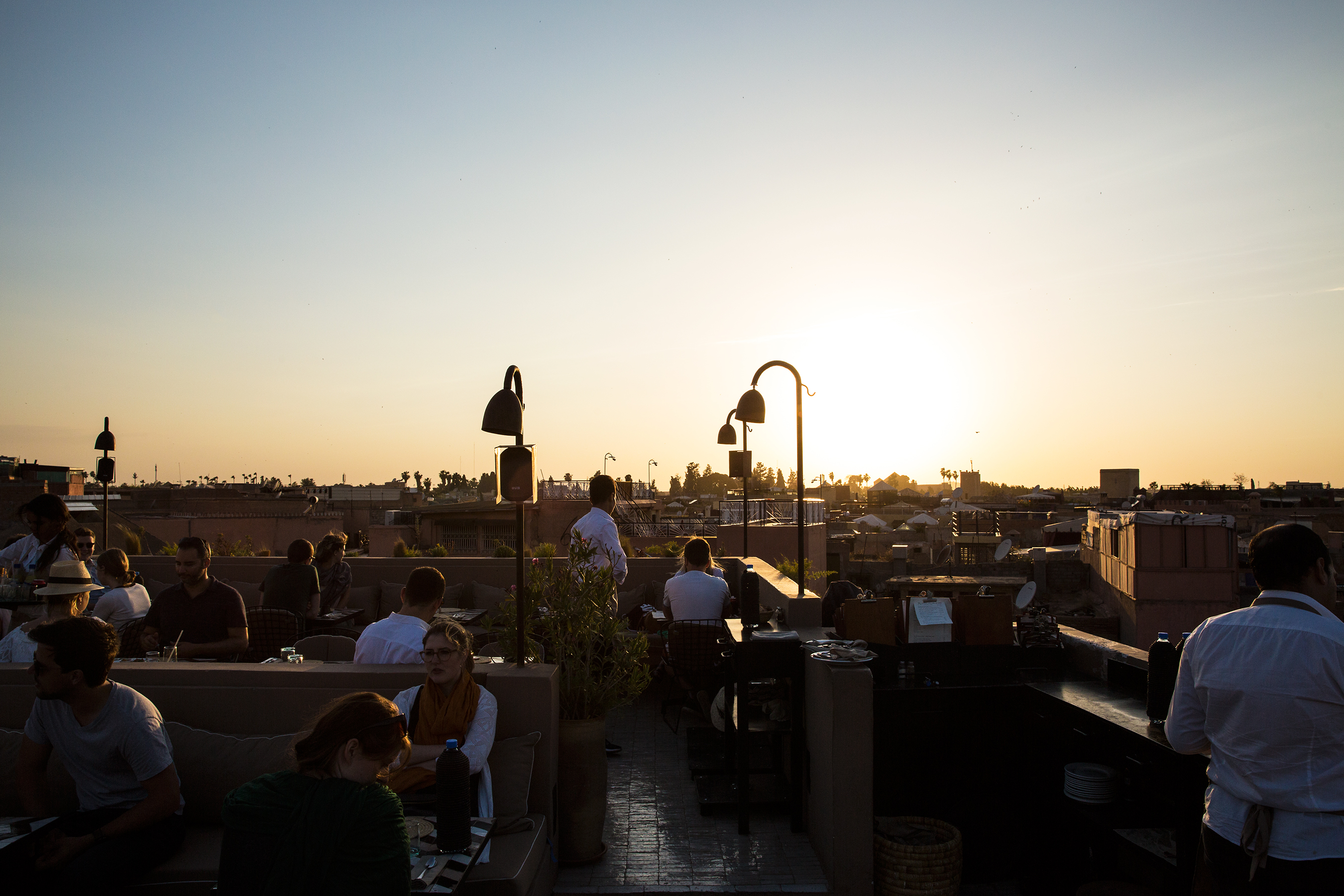 Nomad Rooftop Marrakech